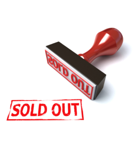sold out -