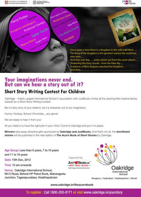 Short Story Contest Visakhapatnam Short Story Contest Visakhapatnam