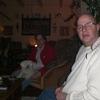 Bas op bezoek 07-02-09 01 - In huis 2009