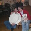Bas op bezoek 07-02-09 02 - In huis 2009