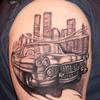 cadillac - tattoo allen crack