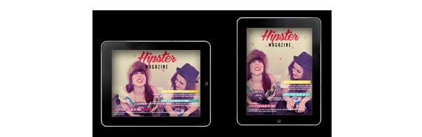 Hipster Magazine