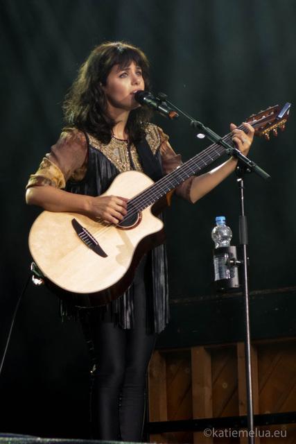 Katie Melua Kunstrasen, Bonn (05/07/13) Katie Melua - Kunstrasen, Bonn (05.07.13)
