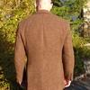 P1040717 - Brown Houndstooth Shetland