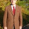 P1040715 - Brown Houndstooth Shetland