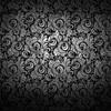 Black Background With Ornam... - dev