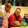 R.Th.B.Vriezen 2013 12 15 9385 - Kerstmarkt gezamenlijk eten...