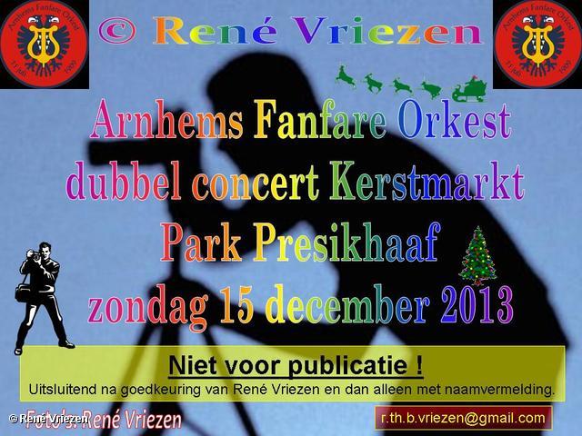 R.Th.B.Vriezen 2013 12 15 0008 AFO dubbel concert Kerstmarkt park Presikhaaf zondag 15 december 2013
