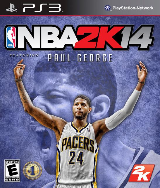 Paul George NBA 2K14