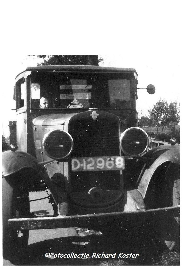 Slomp, G. Chevrolet 4 tonner D-12968 -