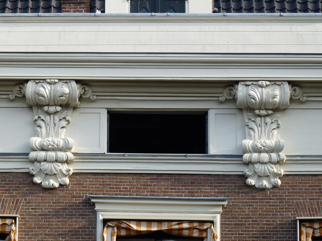 lijstgevelherengracht479P1340079 - amsterdam