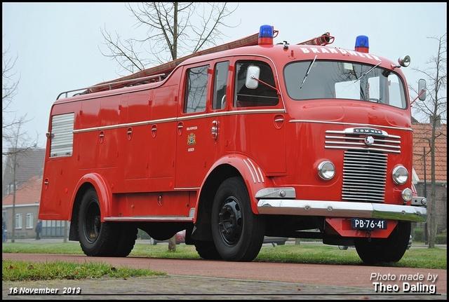 Commer Brandweer Assen - Assen  PB-76-41 Nostalgie