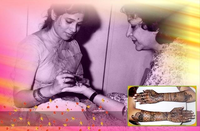 mehendi artist mumbai Bride Touch Of Art Mehendi Artist