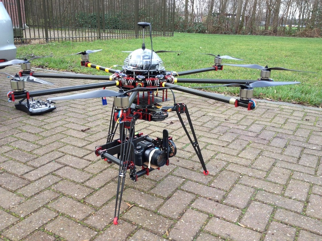 foto 2 Flexacopter RED mount