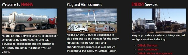 well plugging and abandonment MagnaesOilGas