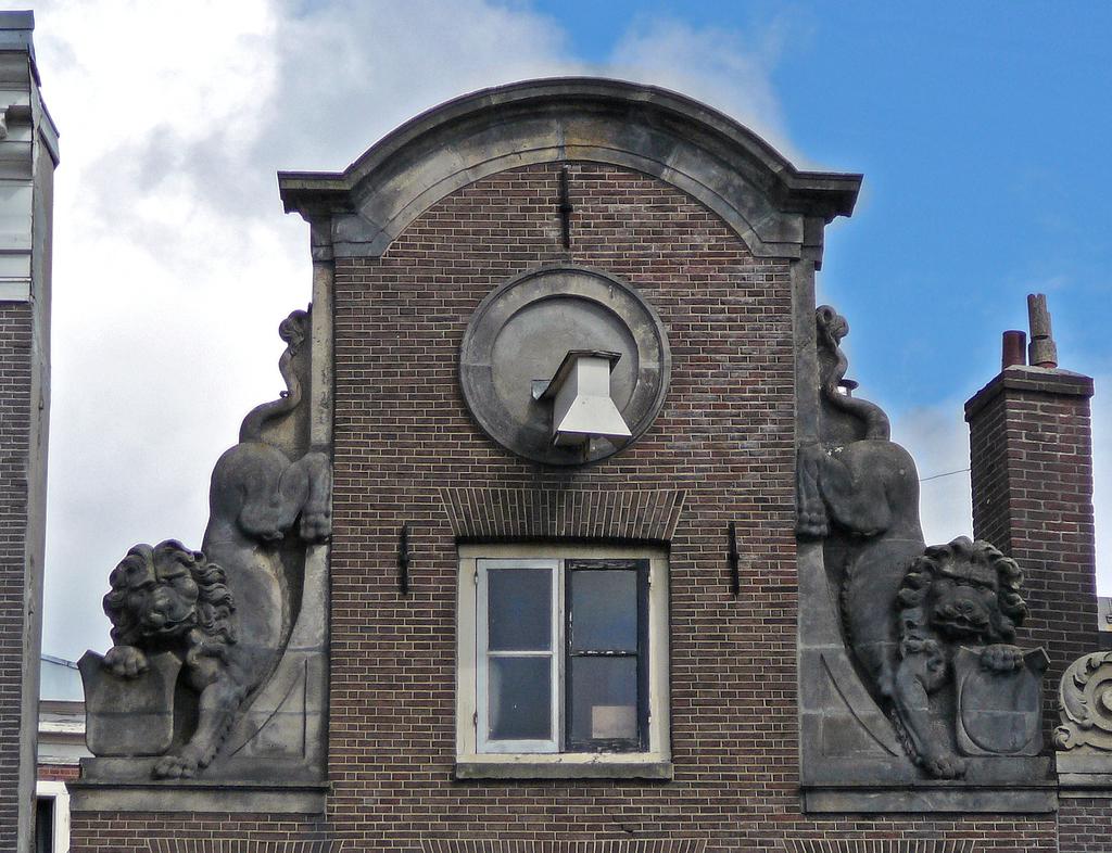 heraldiekP1130089 - amsterdam