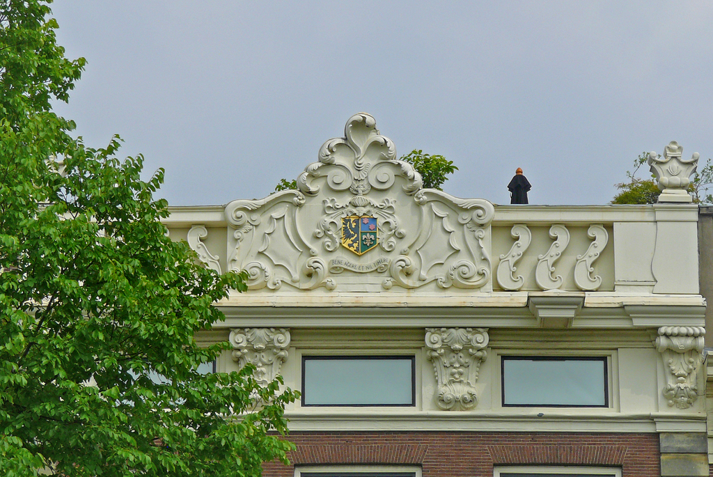 heraldiekP1070370 - amsterdam