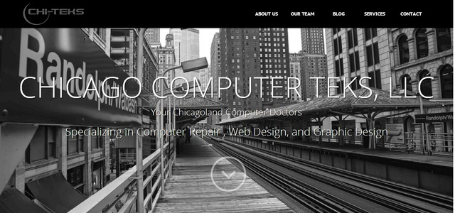 On Site Laptop And Computer Repair In Chicago Cheap Custom Flyer Design Services In Chicago