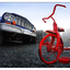 Red Tricycle 01 - Vancouver Island