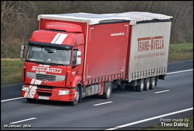 Trans-Avella - Denia (ES)  1078 HSR Renault 2014
