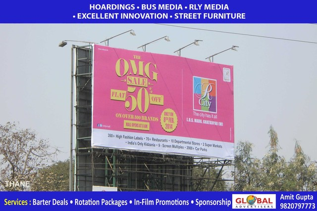 Advertising Agency in Mumbai Outdoor Advertising Agency Mumbai