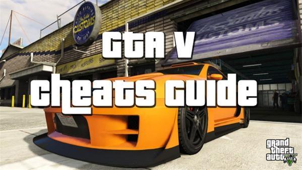 gta 5 cheats Picture Box