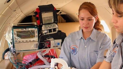 Global Air Ambulance Medical Picture Box