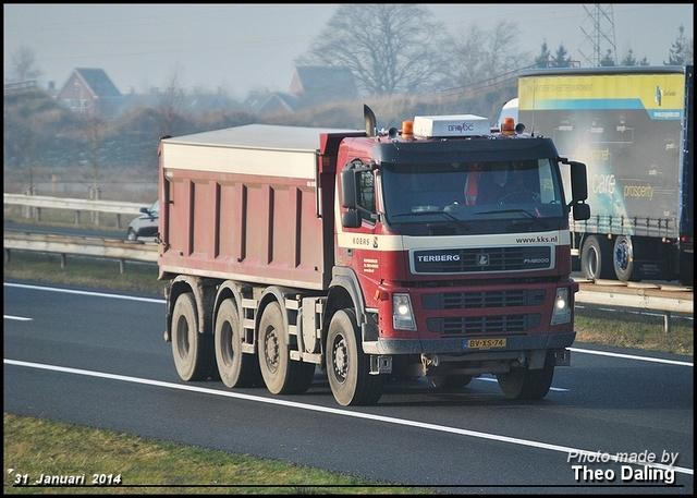 Koers (KKS) - Hoogersmilde  BV-XS-74 Terberg 2014