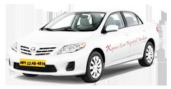 package type 5 Corporate Car Rental Pune