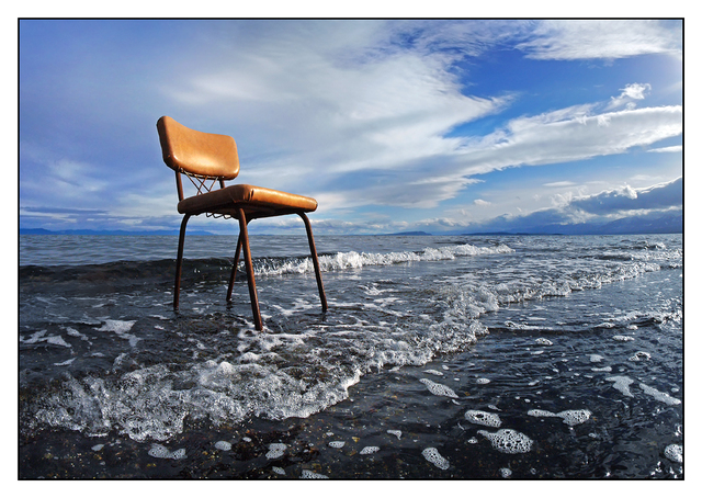 Sea Chair 01 Comox Valley