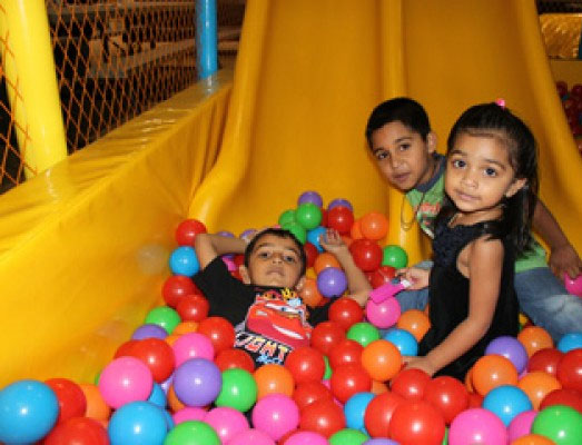 Family Entertainment & Indoor Party Zone Picture Box