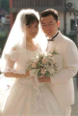 Classically Elegant Wedding Videos Picture Box