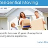 residential moving - Republic Moving Temecula