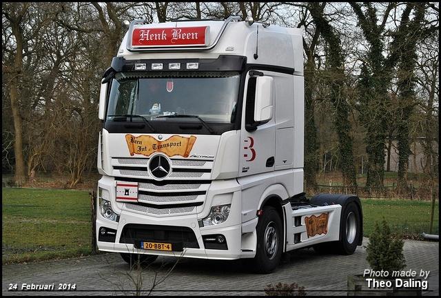 Been. Henk - Norg  20-BBT-4 Mercedes 2014