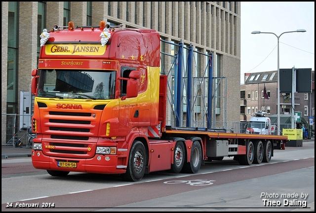 Jansen, Gebr - Staphorst  BT-DN-56 Scania 2014