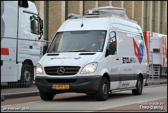 Stolk AV - Rotterdam  8-VPV-56 Bestelwagens