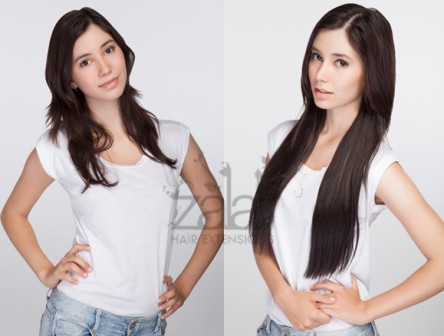 clip in hair extensions ZALA Hair Extensions
