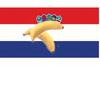 HRV zastava w banana jpg - HRV