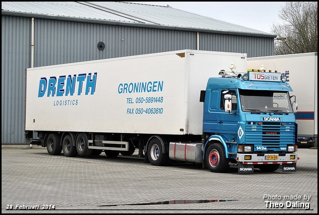 TOS - Gieten  VP-36-88 Scania 2014