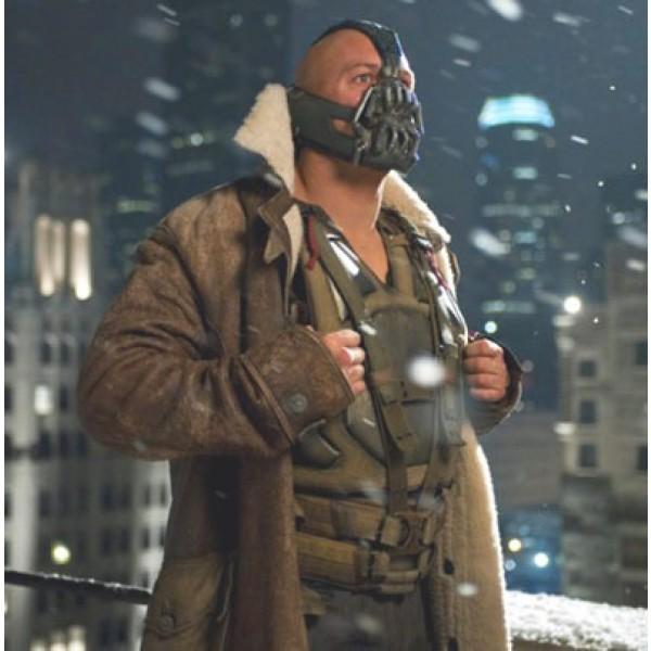 banetomhardy1 Tom Hardy Bane Leather Jacket