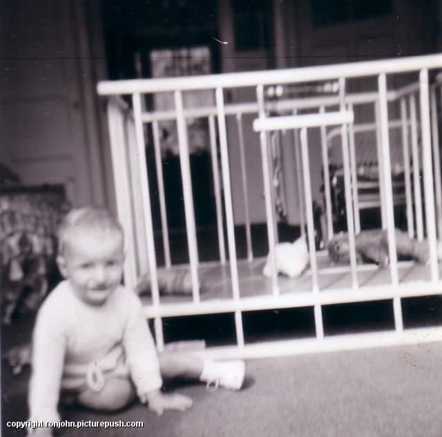 John baby 01 Jeugdfoto's van John