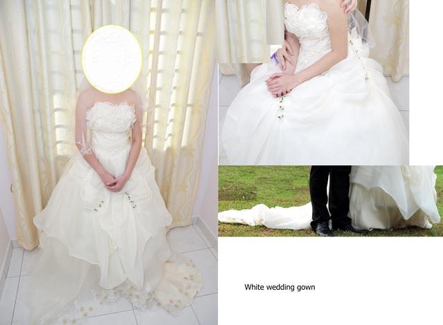 whitegown1 wedding gown