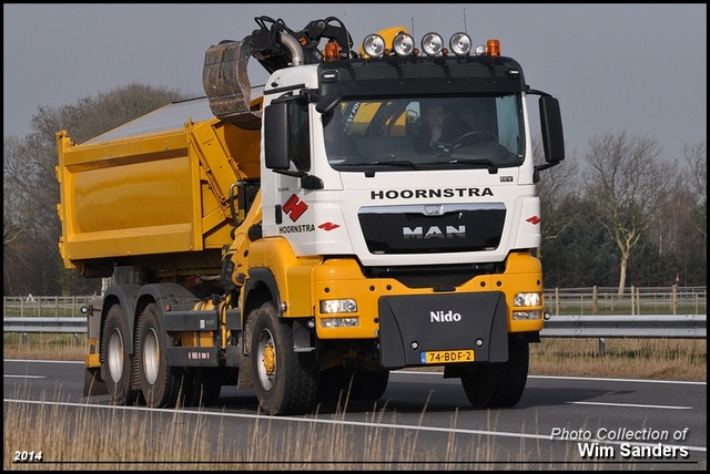Hoornstra - Nieuw-Buinen  74-BDF-2 Wim