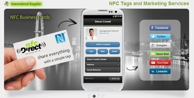 NFC Image NFC Direct