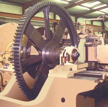 Gear Manufacturing hewitttopham