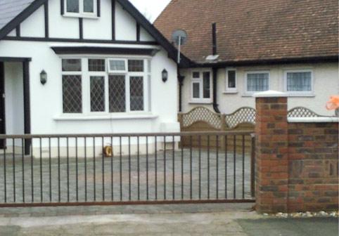 Domestic Gates Domestic Gates