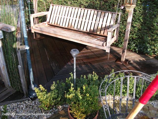 Tuin - Voorjaarsschoonmaak 11-03-14 03 Voorjaars schoonmaak achtertuin 2014