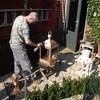 Tuin - Voorjaarsschoonmaak ... - Voorjaars schoonmaak achter...