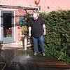Voorjaars schoonmaak achtertuin 2014