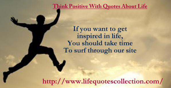 Life quotes can help to overcome problems Picture Box